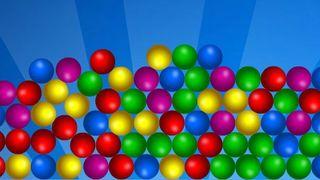 Падающие шарики онлайн